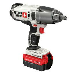 Porter-Cable 20V MAX 5.1 lbs. 1/2 in. Li-Ion Impact Wrench